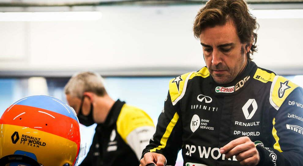 F1 | Altri due giorni di test per Fernando Alonso.