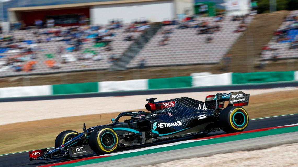 F1 |Le pagelle del Gran Premio del Portogallo: Hamilton fa 92, disastro Albon.