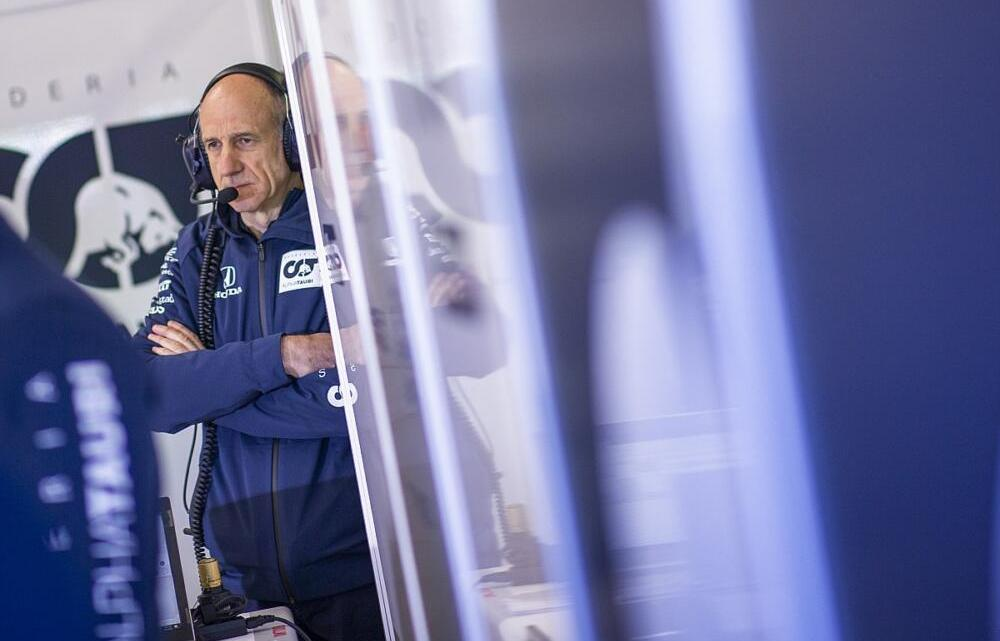 "F1 | Franz Tost: ""Decide Red Bull."""