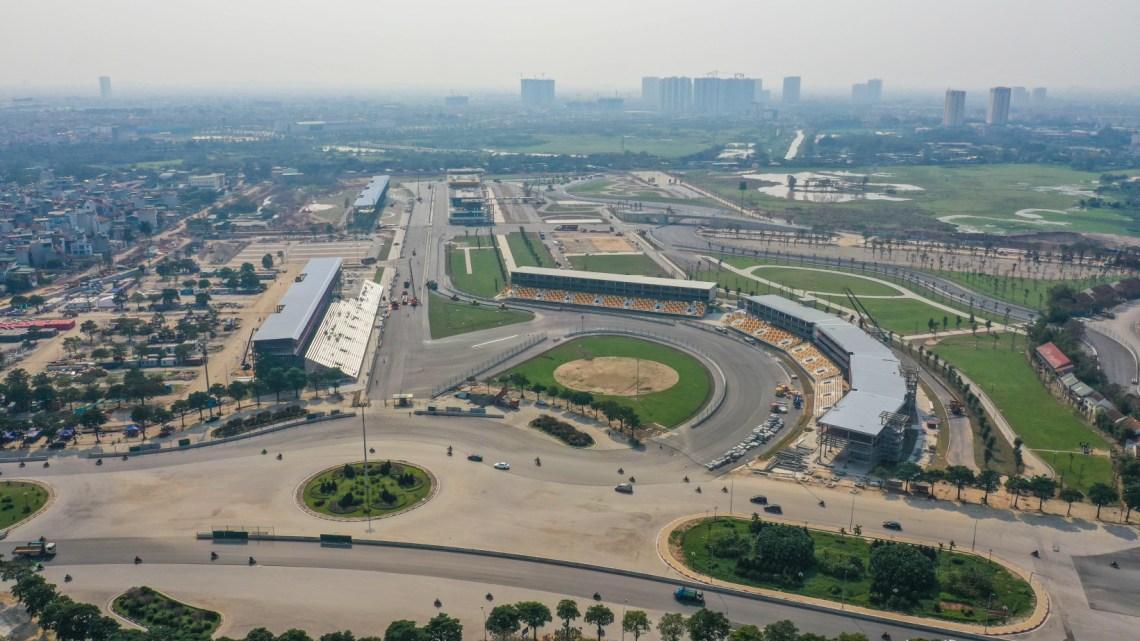 F1   Il Vietnam è fuori dal calendario 2021! Speranza Imola..