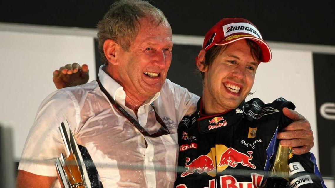 F1 | Helmut Marko difende Vettel