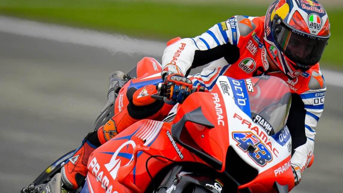 MotoGP | Jack Miller si riprende la vetta nelle FP2 di Valencia.