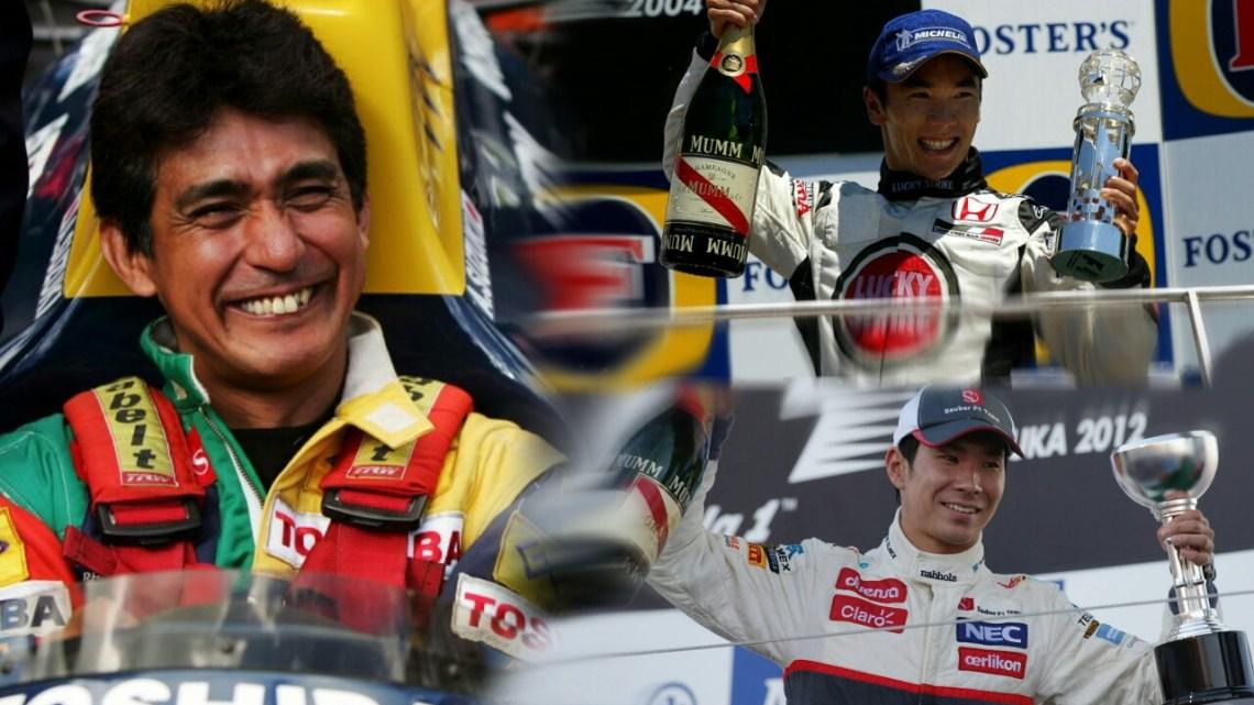 "Le leggendarie ""imprese"" dei piloti giapponesi in Formula 1."