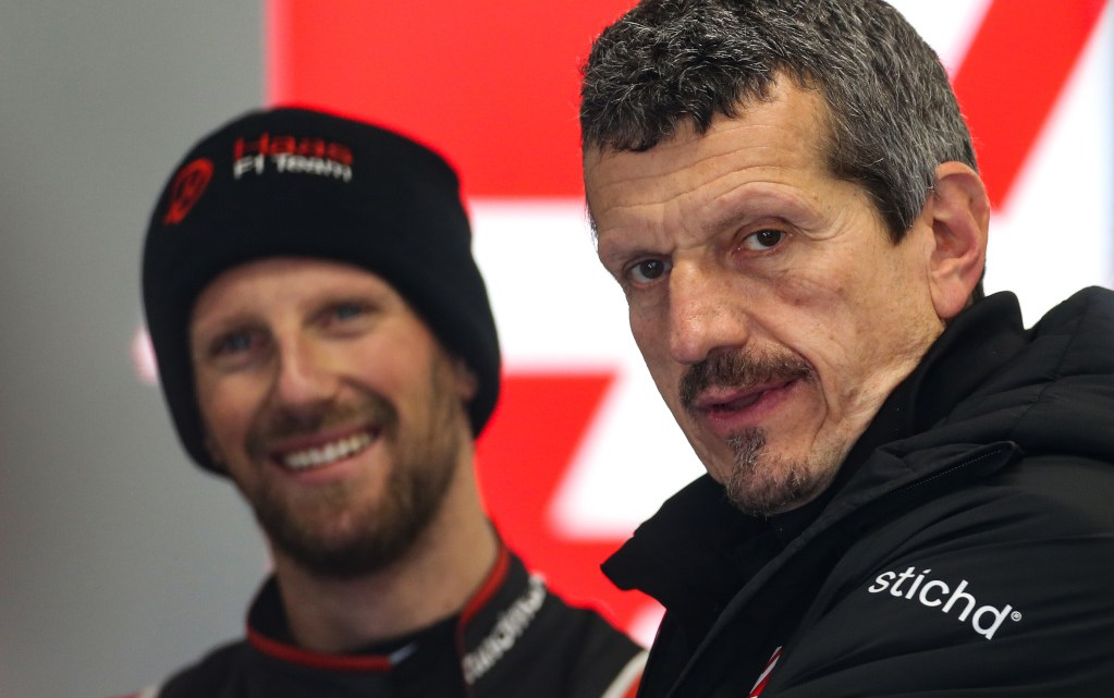 "F1 | Steiner: ""Grosjean vuole esserci ad Abu Dhabi."""
