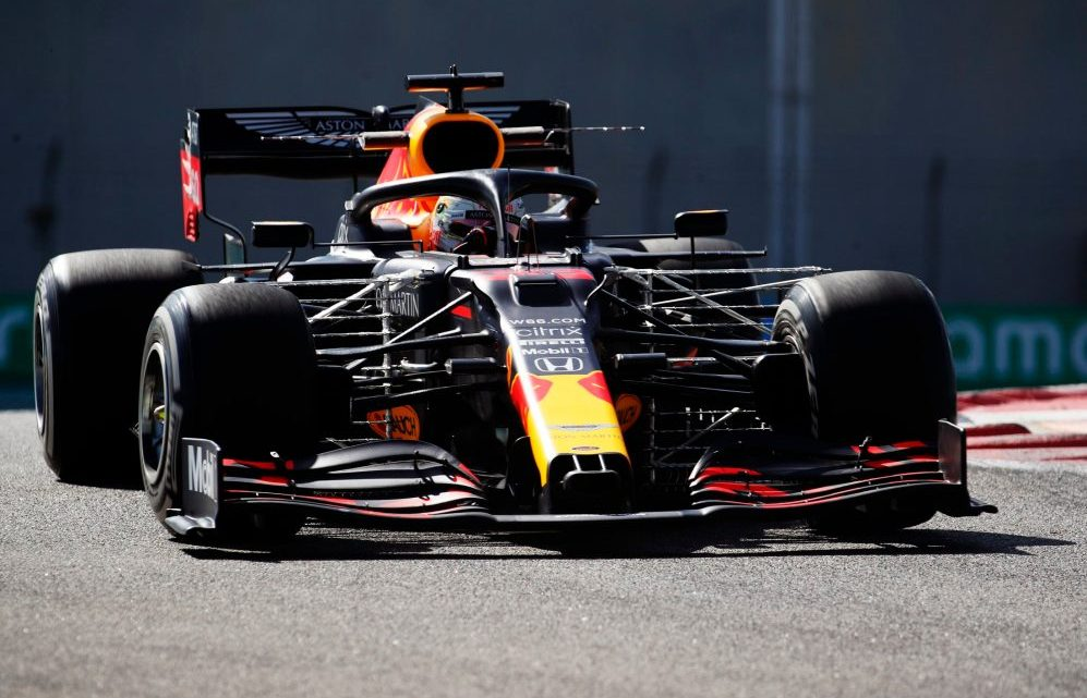 F1   Max Verstappen davanti a tutti nelle FP1 ad Abu Dhabi.