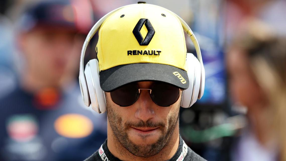 Daniel Ricciardo: lo spirito dimenticato