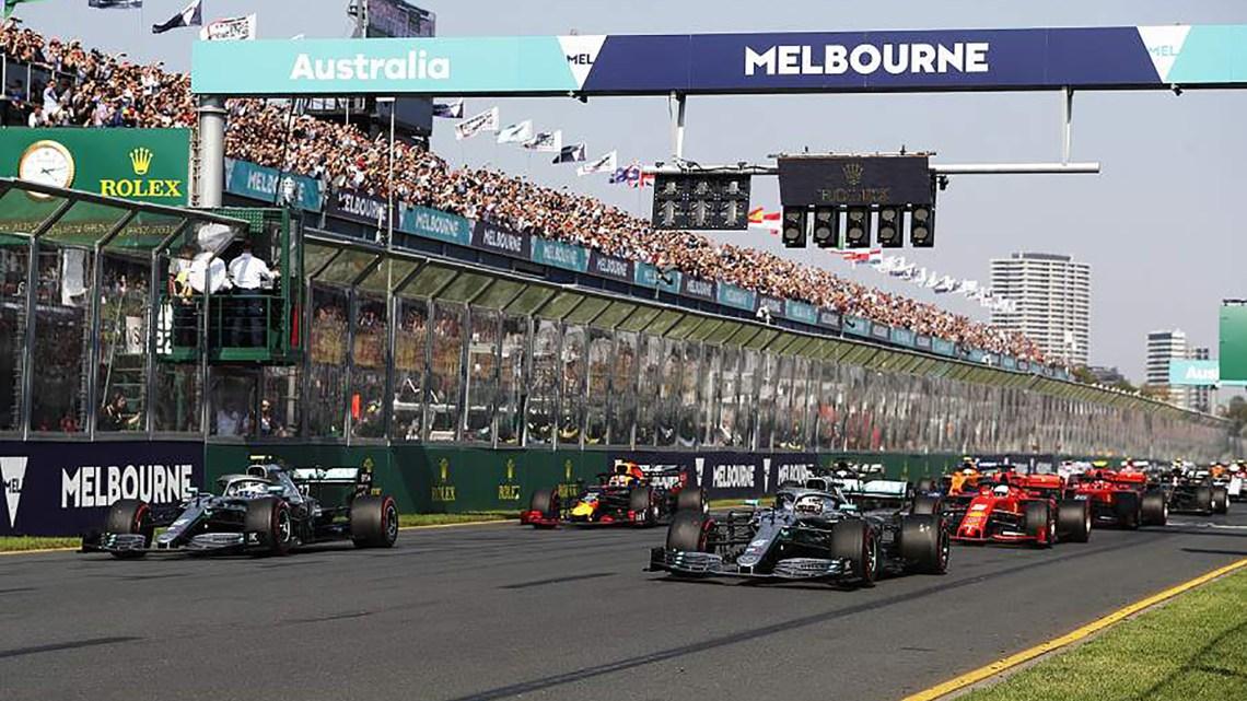 Il Gran Premio d'Australia dello scorso anno è costato 22 milioni di sterline. E non si è disputato.