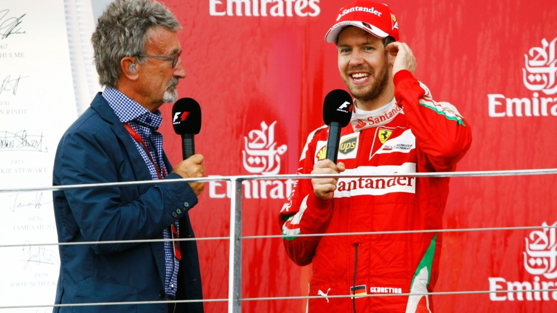 """Eddie Jordan duro su Vettel: """"Avrei tenuto Perez."""""""