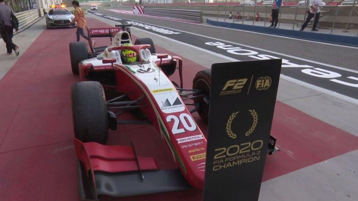 Dalla Formula 2 alla Formula 1: un percorso tortuoso