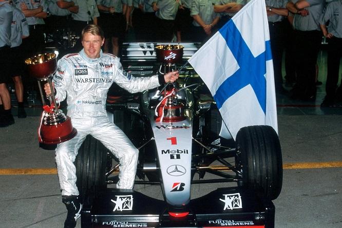 Mika Hakkinen – il finlandese volante
