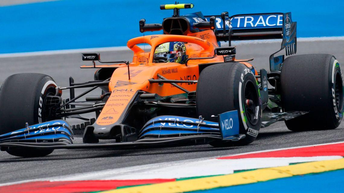 La McLaren del 2021 sarà praticamente una nuova vettura rispetto alle altre.
