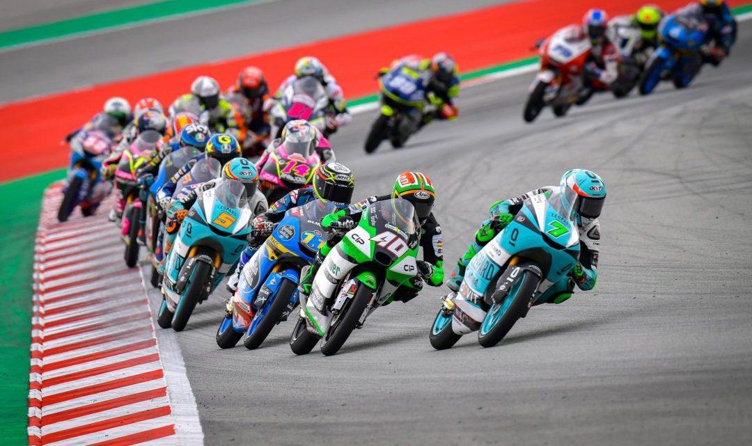 Moto3 – Gli italiani pronti a darsi battaglia nel 2021