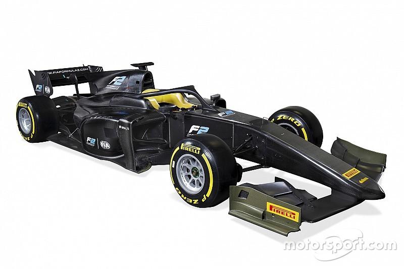 Com'è fatta una Formula 2?