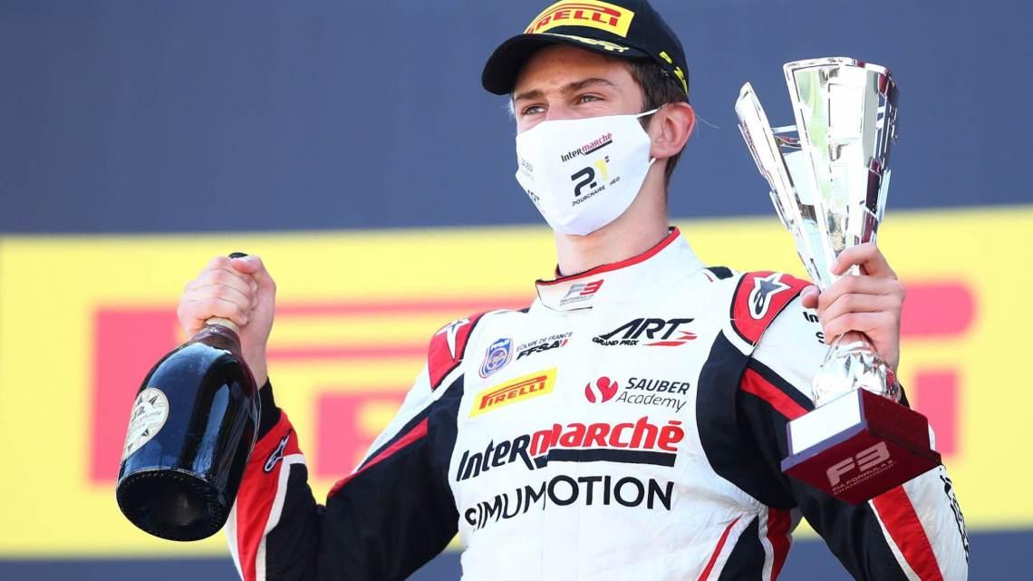 Theo Pourchaire – giovane promessa dal talento cristallino in Formula 2
