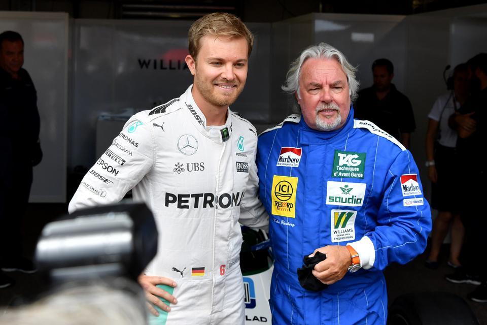Keke e Nico Rosberg – Quando il Mondiale è un affare di famiglia.