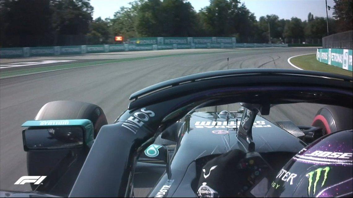 Davvero Lewis Hamilton non voleva tornare in pista a Monza per protesta?
