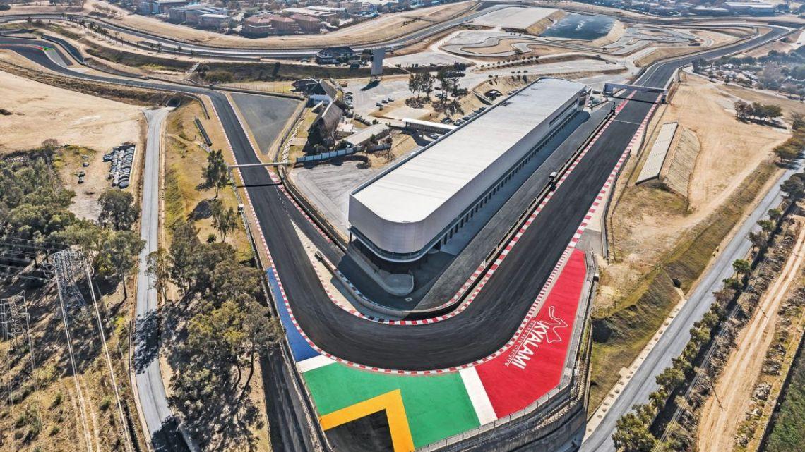 Kyalami è pronta: la Formula 1 può tornare in Africa nel 2023.