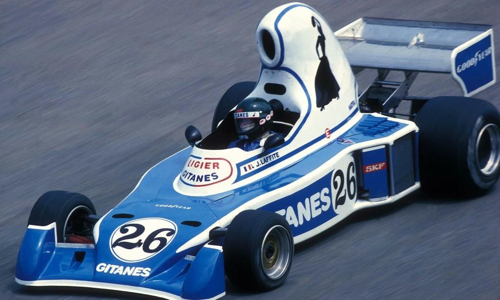 Ligier: l'uomo partito dal rugby che arrivò in Formula 1.
