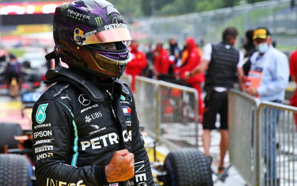 Ufficiale: Lewis Hamilton ha rinnovato!