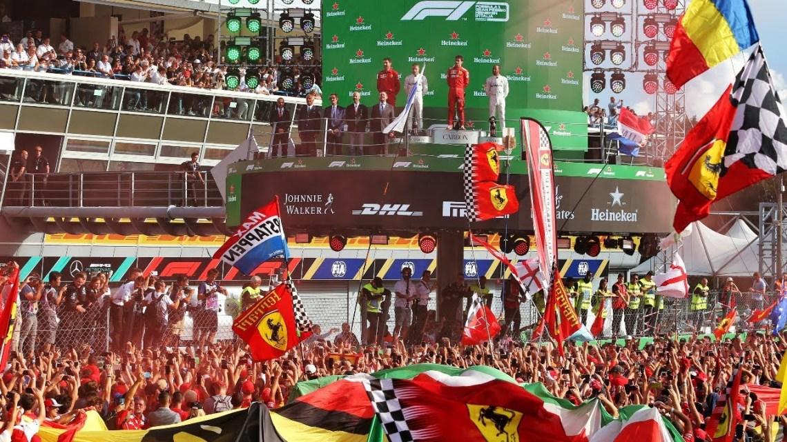 Domenicali vuole i tifosi. C'è fiducia per Monza.