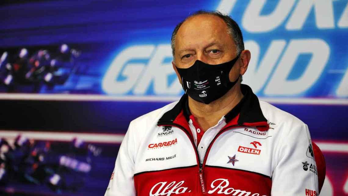 """Vasseur: """"Power Unit Ferrari migliore dello scorso anno."""""""