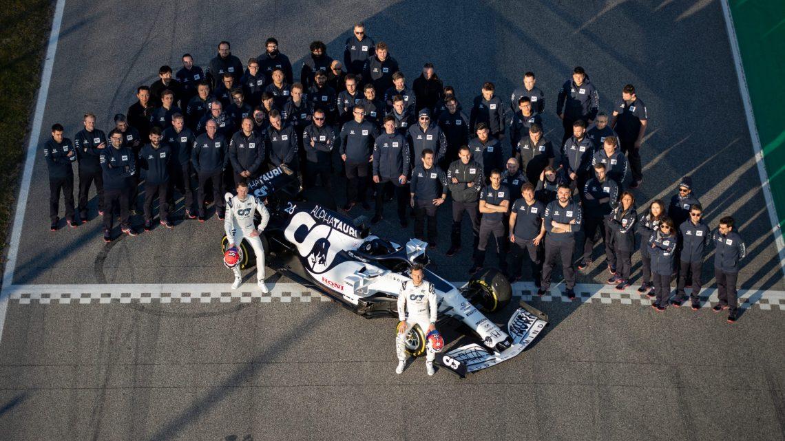 F1 2021, quanta Red Bull nella nuova AlphaTauri?