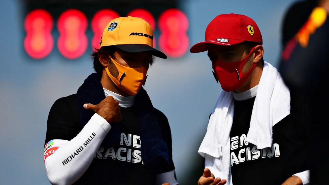 Giovani e forti: perché Leclerc – Sainz é la coppia giusta per far rinascere la Ferrari.