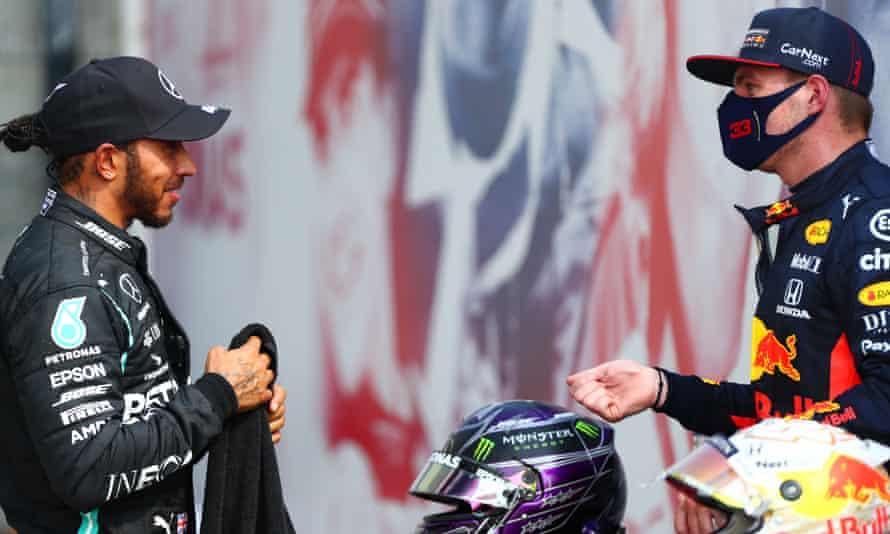 Lo scontro tra titani che animerà il 2021 – Verstappen vs Hamilton.