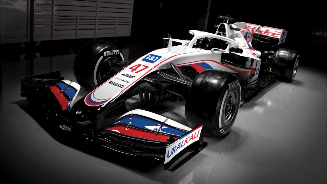 La Haas cambia volto: Uralkali diventa Title Sponsor.