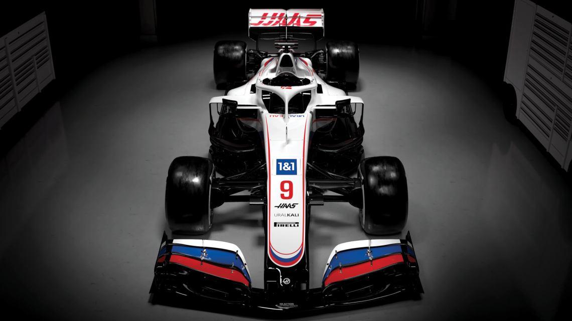 La livrea della Haas non cambierà, con buona pace della WADA.