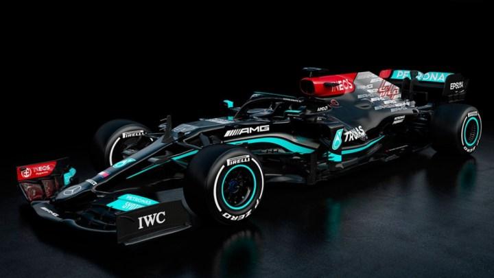 Dove ha utilizzato i due gettoni per lo sviluppo la Mercedes?