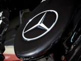 La Mercedes presenta la nuova W12 E Performance.