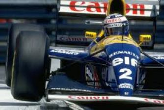 Alain Prost torna con la Williams