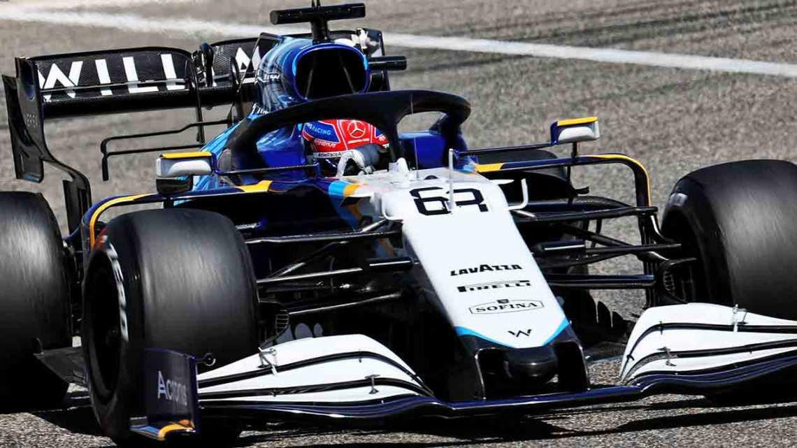 """Williams, la nuova FW43B del team di Grove è """"in balia del vento"""""""