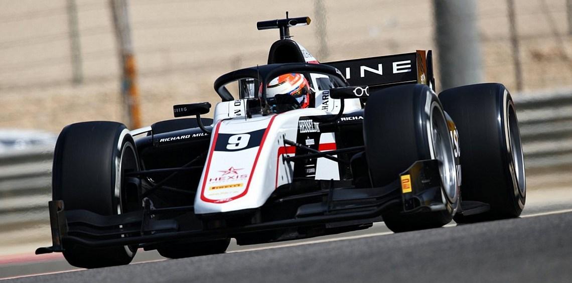 F2 | Test in Bahrain – secondo giorno
