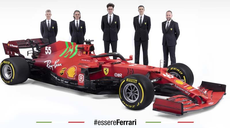 Quant'è migliorato il motore Ferrari? Parla Laurent Mekies..