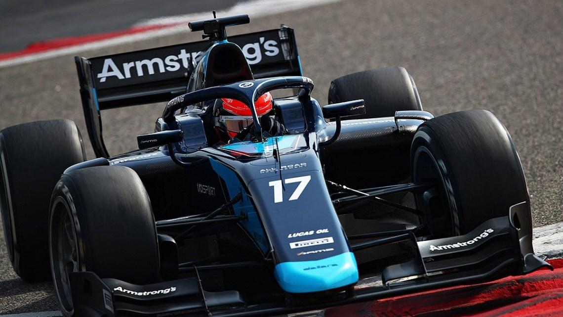 F2 | Test in Bahrain – terzo giorno