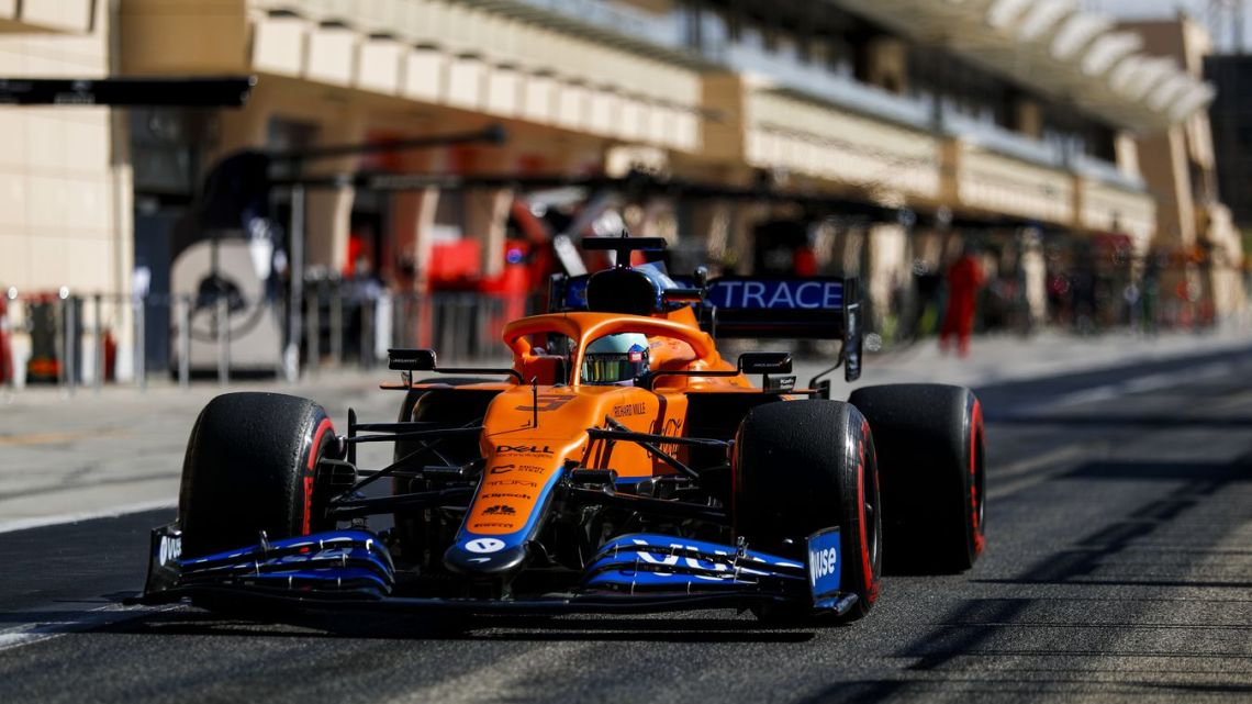 """Ricciardo: """"non sono ancora al 100%"""""""