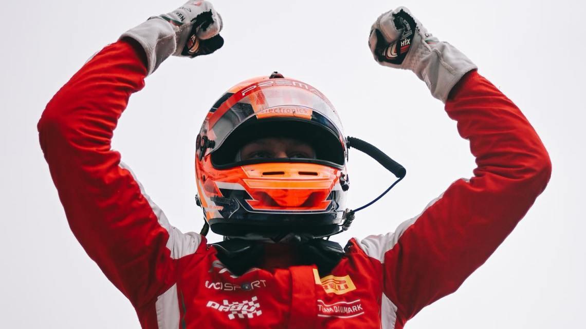 F3   Chi è Oliver Rasmussen – Nuovo pilota HWA Racelab