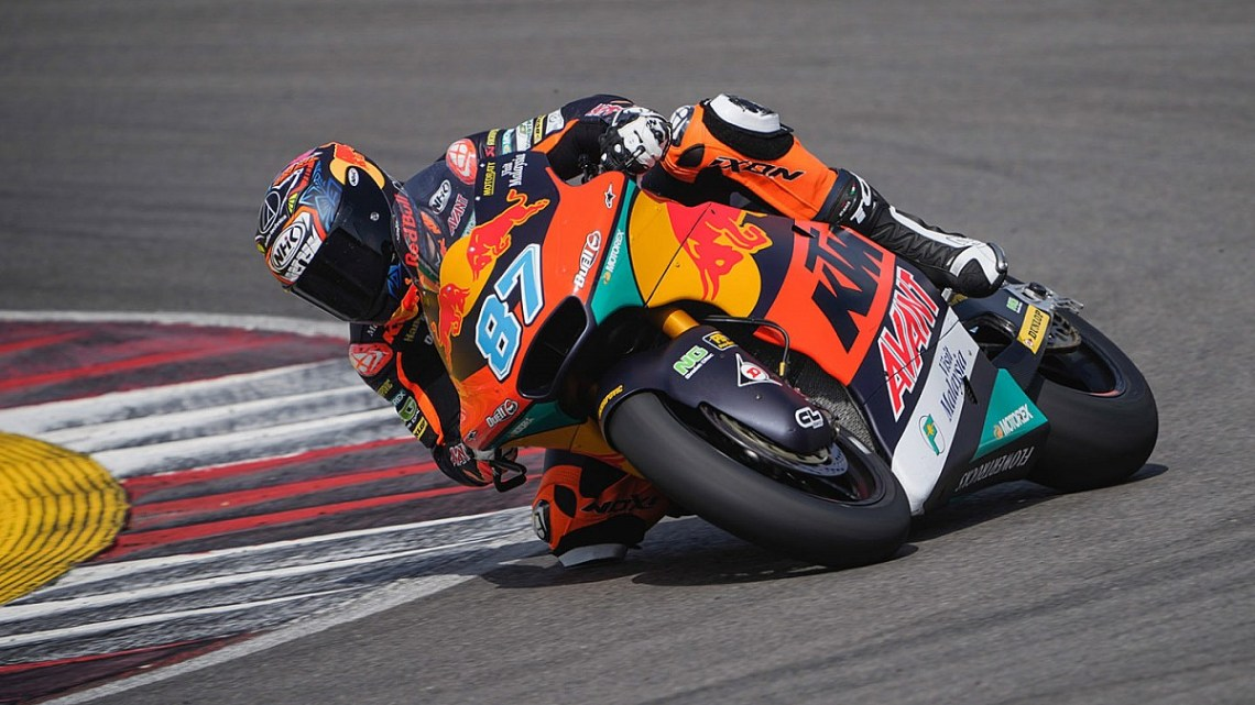 Test Qatar   In Moto3 Binder è il più veloce, svetta Gardner in Moto2