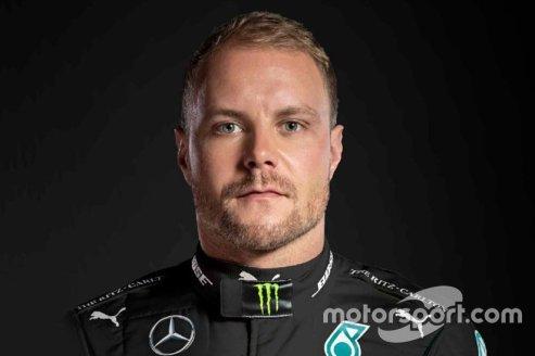 Valtteri Bottas Line-Up Mercedes 2022