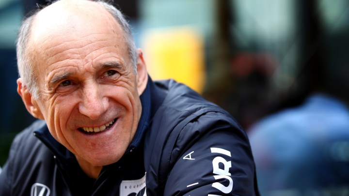"""Franz Tost """"Il motore Honda è alla pari con quello Mercedes"""""""