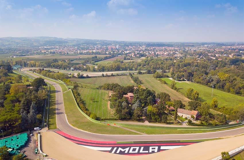 Imola, ti ringrazio a nome di tutti gli appassionati della Formula 1.