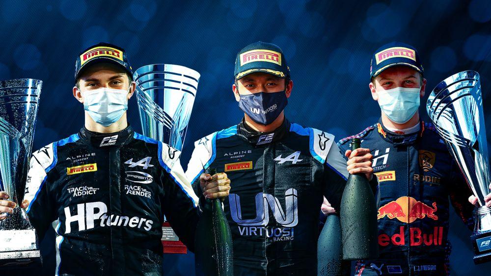 F2 | Nuovo format – cosa ne pensano i tre vincitori?