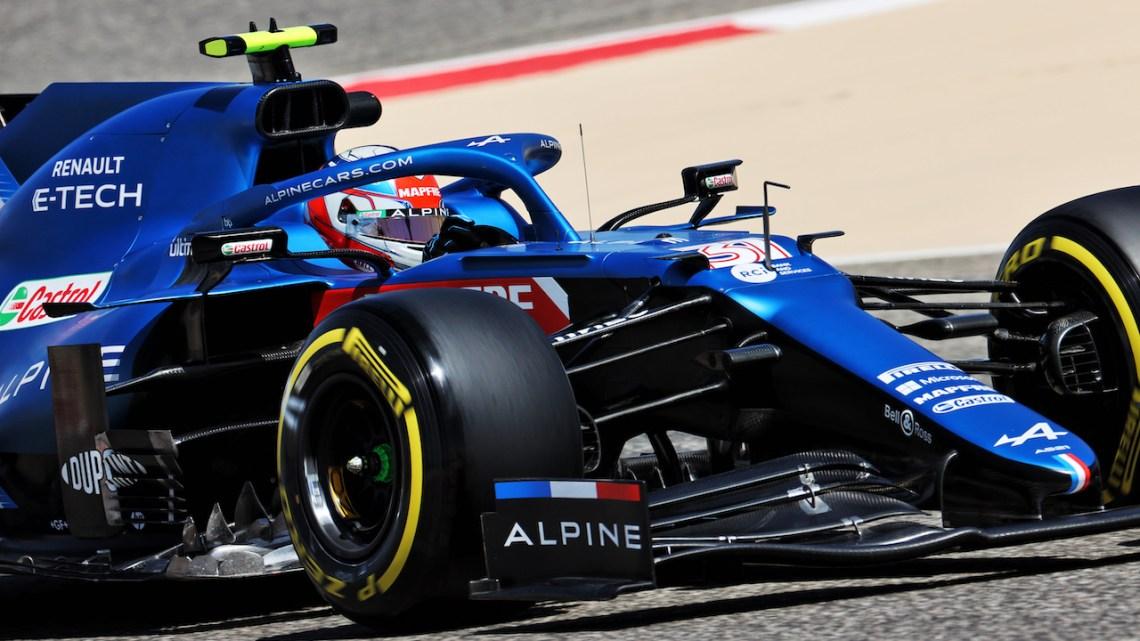 Alpine: pronti nuovi aggiornamenti per il Gran Premio dell'Emilia-Romagna