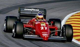 Michele Alboreto Ferrari