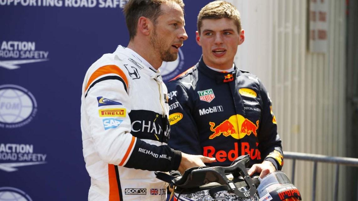 """Jenson Button: """"Max può sfidare Hamilton, ma Lewis è più completo."""""""