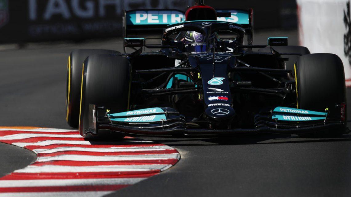 """Hamilton duro su Monaco: """"Neanche il leader si diverte."""""""