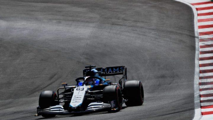 """Williams, parla Russell: """"Per noi anche l'undicesimo posto è una vittoria""""."""