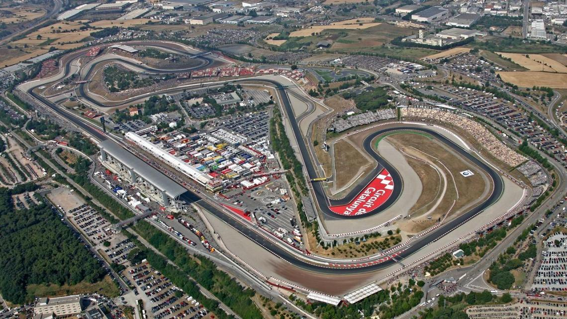 Un giro di pista: analisi del Circuito di Catalunya-Montmeló